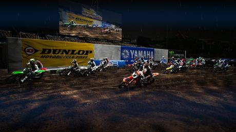 Mon avis sur : Monster Energy Supercross 4