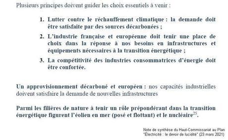 François Bayrou relance le programme nucléaire français