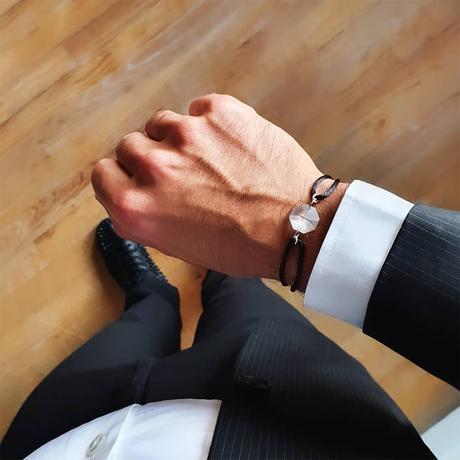 bracelet-porte-bonheur-cristal-clair-homme-cordon