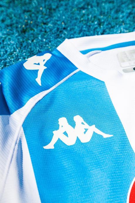 Kappa sort un maillot hommage à Maradona