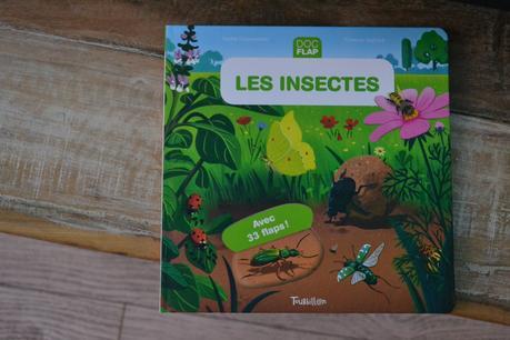 Les Insectes DOC FLAP chez TOURBILLON
