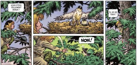 Le faucon déniché - Maxe L'Hermenier & Steven Dupré