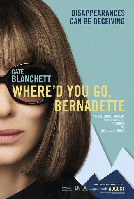 Bernadette a Disparu (2020) de Richard Linklater