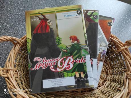 Vendredi manga #88 – The Ancient Magus Bride #8 » Kore Yamazaki