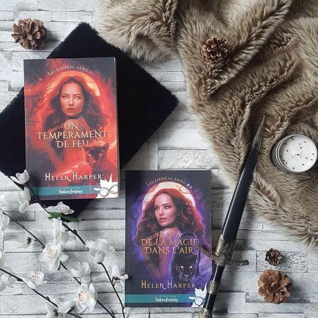 Les Liens du sang, tome 2 : Il y a de la magie dans l'air - Helen Harper