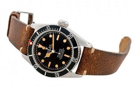 Rolex Submariner n°6538