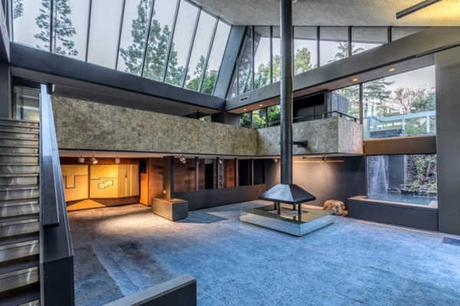 Pasadena, deux Mid-century homes réunies en une seule propriété de luxe