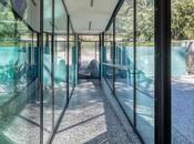 Pasadena, deux Mid-century homes réunies seule propriété luxe