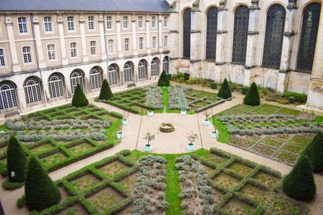 Le jardin des senteurs de l'abbaye des Prémontrés © French Moments