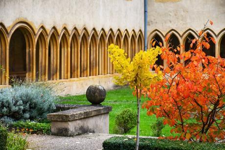 Le cloître des Récollets à Metz © French Moments