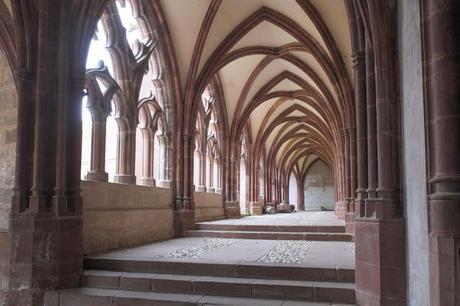 Cloîtres de Lorraine - Cloître de la cathédrale de Saint-Dié-des-Vosges 03 © GFreihalter - licence [CC BY-SA 3.0] from Wikimedia Commons