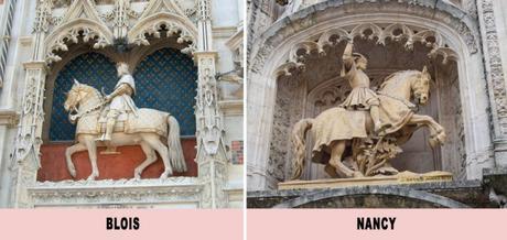 Porteries de Blois et Nancy