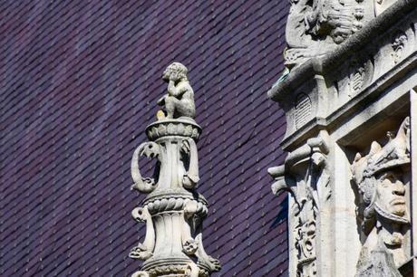 Porterie du Palais ducal de Nancy © French Moments