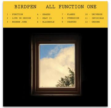 Album - BirdPen - All Function One