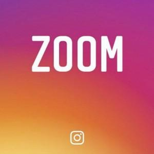 #Instazoom : Focus sur le zoom sur Instagram