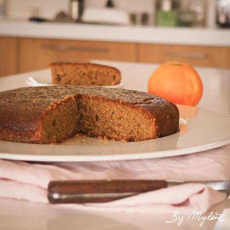 Mon Gâteau Polenta Orange : Recette Healthy et Facile