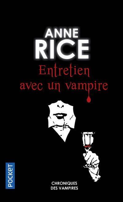 {Découverte} Chroniques des vampires, Tome 1 : Entretien avec un vampire, Anne Rice – @Bookscritics