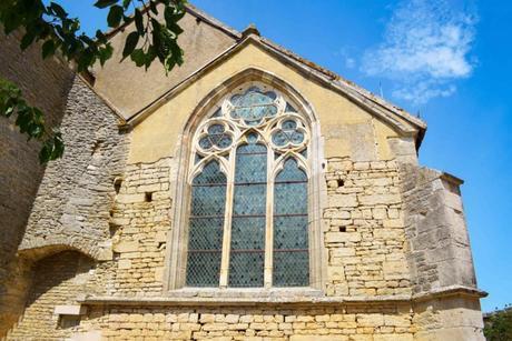 Chapelle gothique du château de Châteauneuf-en-Auxois © French Moments