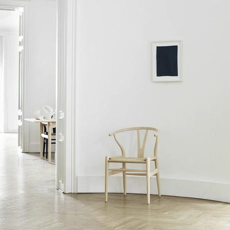 Coup de cœur: la chaise Wishbone signée Hans Wegner