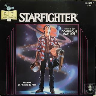 Livre-Disque - Starfighter