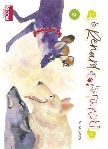 Le renard et le petit Tanuki, tome 2 de Mi Tagawa