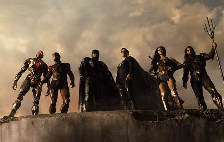 Zack Snyder's Justice League (2021) de Zack Snyder