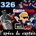 L'apéro du Captain #326 : WallStreetBets et le shorting de la location de chèvres