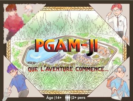 PGAM-Ji : les aventuriers de la mitose
