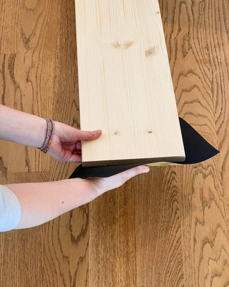 comment fabriquer une table de balcon suspendue DIY