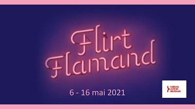 Le Flirt Flamand de la Foire du livre a débuté