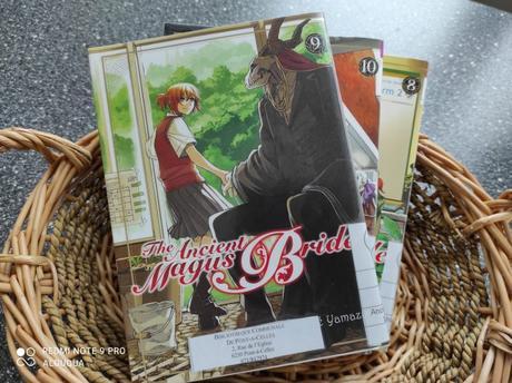 Vendredi manga #89 – The Ancient Magus Bride #9 » Kore Yamazaki