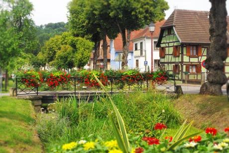 Villages d'Alsace - Hirtzbach © French Moments