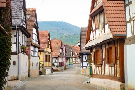 Villages d'Alsace - Cleebourg © Lamoi - licence [CC BY-SA 4.0] from Wikimedia Commons