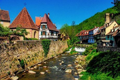 Villages d'Alsace - Coups de cœur dans le Haut-Rhin - Kaysersberg © French Moments