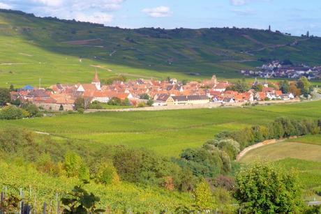 Villages d'Alsace : Kientzheim © French Moments