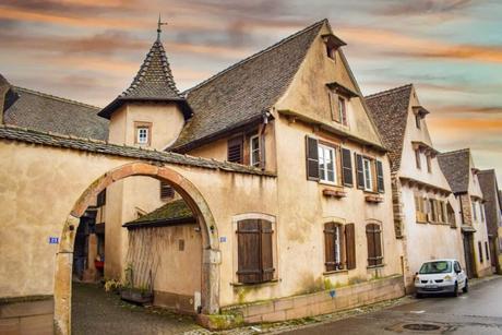 L'ancienne maison aux Dîmes © French Moments