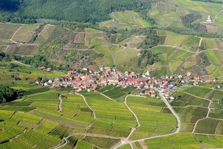 Villages d'Alsace - Prendre de la hauteur en Alsace © French Moments
