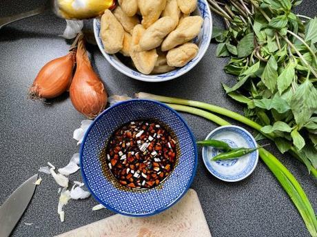 Parfums d'Asie – « Poulet » au basilic thaï