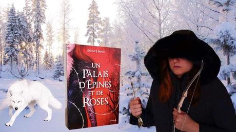 Un palais d'épines et de roses, Tome 1 – Sarah J.Maas
