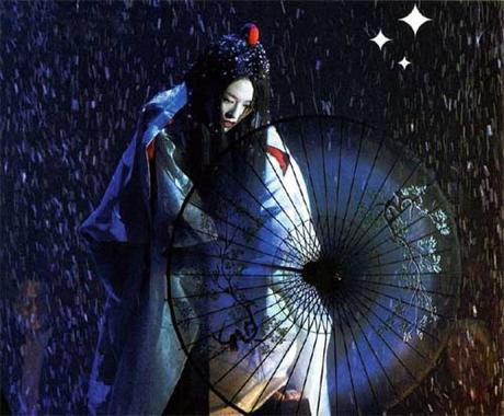 Mémoires d'une geisha (2005) de Rob Marshall