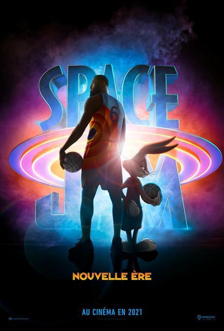 SPACE JAM : NOUVELLE ÈRE La Tune Squad est de retour sur le terrain avec LeBron James