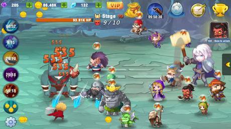 Télécharger Tap Legend: Hero Fight Offline  APK MOD (Astuce) 5
