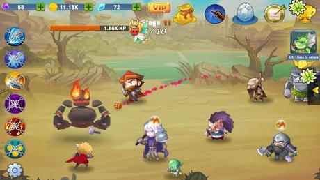 Télécharger Tap Legend: Hero Fight Offline  APK MOD (Astuce) 6