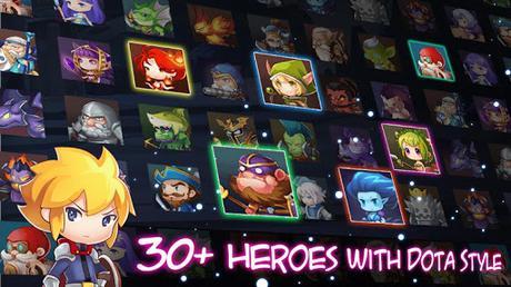 Télécharger Tap Legend: Hero Fight Offline  APK MOD (Astuce) 1