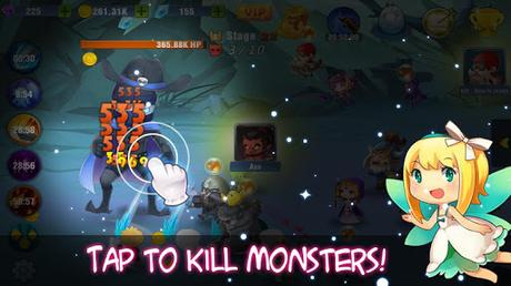 Télécharger Tap Legend: Hero Fight Offline  APK MOD (Astuce) 2