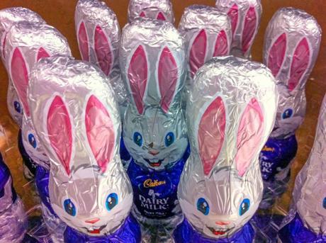 Une armée de lapins ! © French Moments
