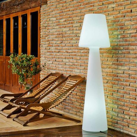 lampadaire extérieur balcon éclairage extérieur