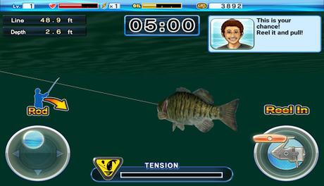 Code Triche Pêche à l'achigan et au leurre  APK MOD (Astuce) 4