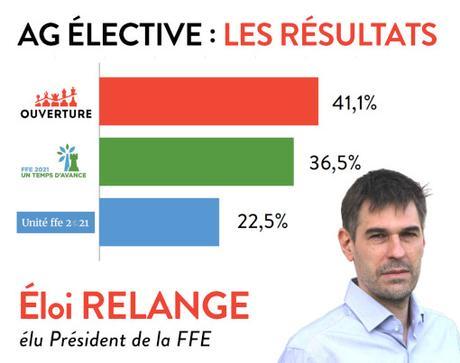Eloi Relange, le nouveau président de la Fédération Française des Echecs