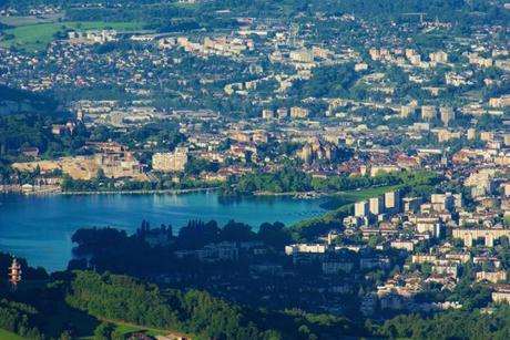 Autour d'Annecy depuis le chalet Chappuis © French Moments